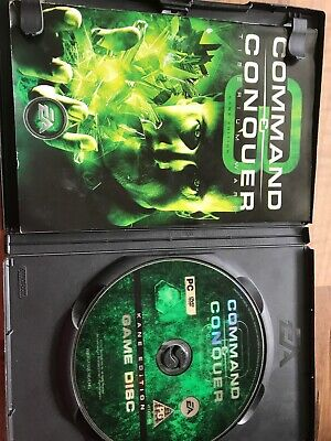 Command & Conquer 3 Tiberium Wars Kane Edition - PC DVD - Windows - See