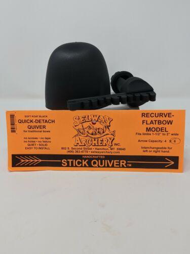 Selway Soft Koat Quick Detach Recurve Bow Quiver