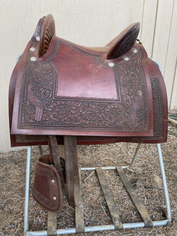 Smaller Seat Peruvian Paso Saddle