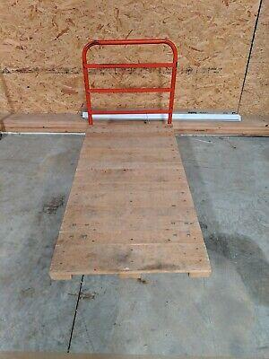 Industrial Flat Cart