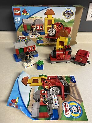 LEGO Duplo 5547 Thomas & Friends - James Celebrates Sodor Day Train set