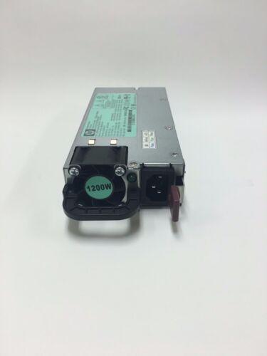 HP 490594-001 500172-B21 438203-001 1200W POWER SUPPLY FOR G6 / G7