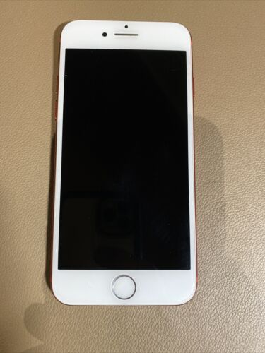 Apple IPhone 7 PRODUCT RED - 128GB -AT T A1778  - $90.00