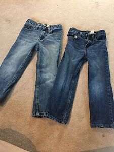 Boys carters jeans size 5