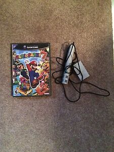 Mario Party 7 With Mic GameCube Game
