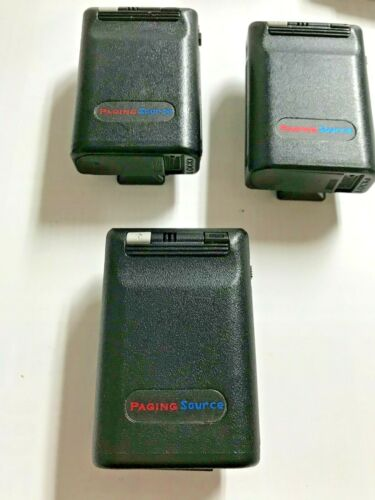 BEEPER-----3 Beepers------MOTOROLA Pager- New