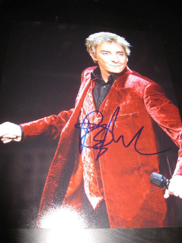 For the virginity barry manilow