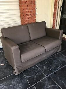 IKEA 2 SEATER SOFA St Albans Brimbank Area Preview