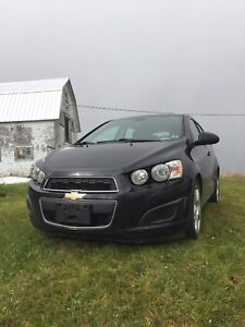 Chevrolet Sonic LT 2013 (NEED TO SELL ASAP) (OBO)