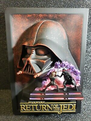 Star Wars Code 3 Return Of The Jedi Mini  Poster