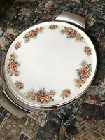 Stanfordshire H. Aynsley & Co Ltd England Plate And Serving Tray