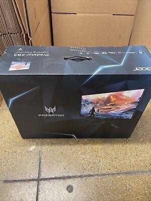 Acer Predator XB273 27 inch HD PC Gaming Monitor