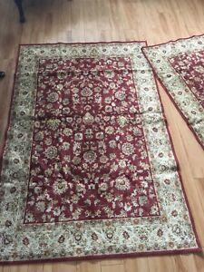 2 tapis à vendre