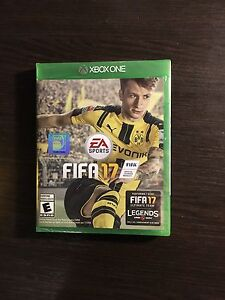 FIFA 17 Xbox One BRAND NEW