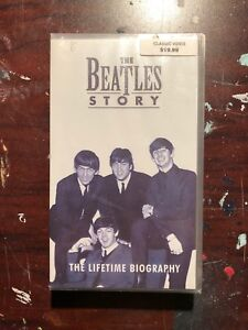 The Beatles story (for VCR)