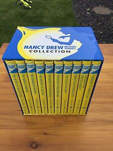 Nancy Drew Hardcover Collection