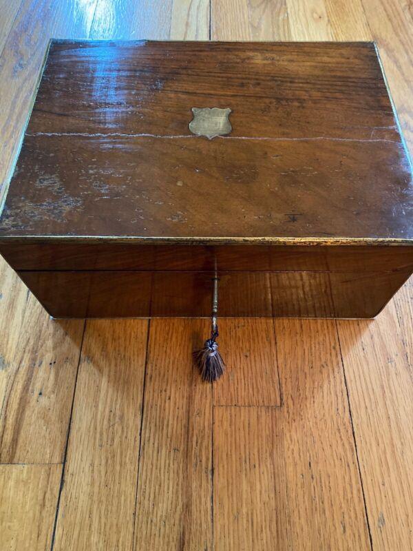 Antique English Lap Desk