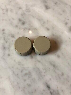 2 Tektronix Tds784c Oscilloscope Plastic Knobs Tan Tds