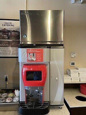 Hoshizaki Kmd-460mah Ice Machine. Works Perfect. Returning Freestyle To Coke
