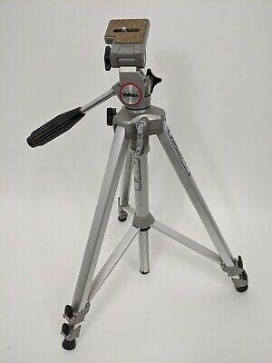 Vintage Velbon VGB-3C Aluminum Camera Tripod