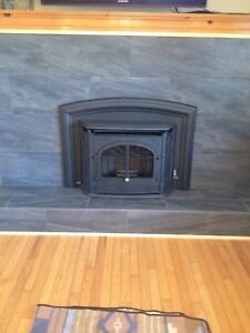 Pellet stove installation and service