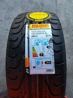Nagelneue Sommerreifen PIRELLI 235/35R19  91Y XL PZero Corsa NEU!! (Neue Reifen)