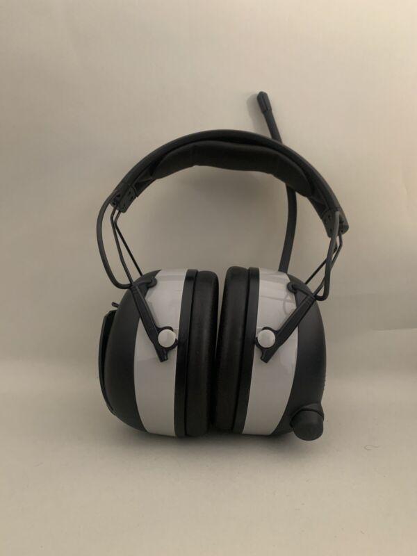 Wireless Bluetooth WorkTunes AM FM MP3 Headphones, Hearing Protection
