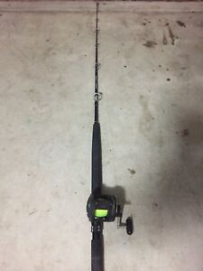 Tld 20 on Shimano rod