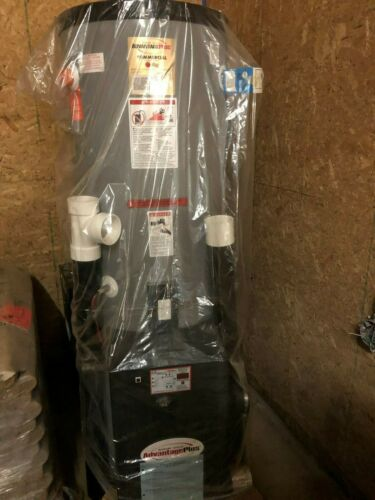 New Rheem-Ruud Advantage Plus 80 Gallon Commercial Water Heater