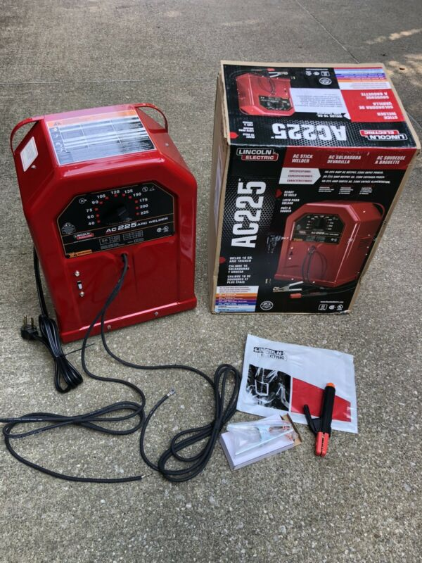 Lincoln Electric Arc Stick Welder AC225 1170