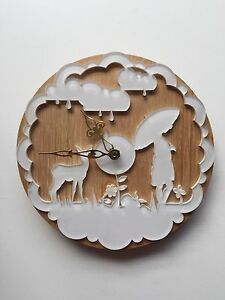 Beautiful wooden clock Darlinghurst Inner Sydney Preview