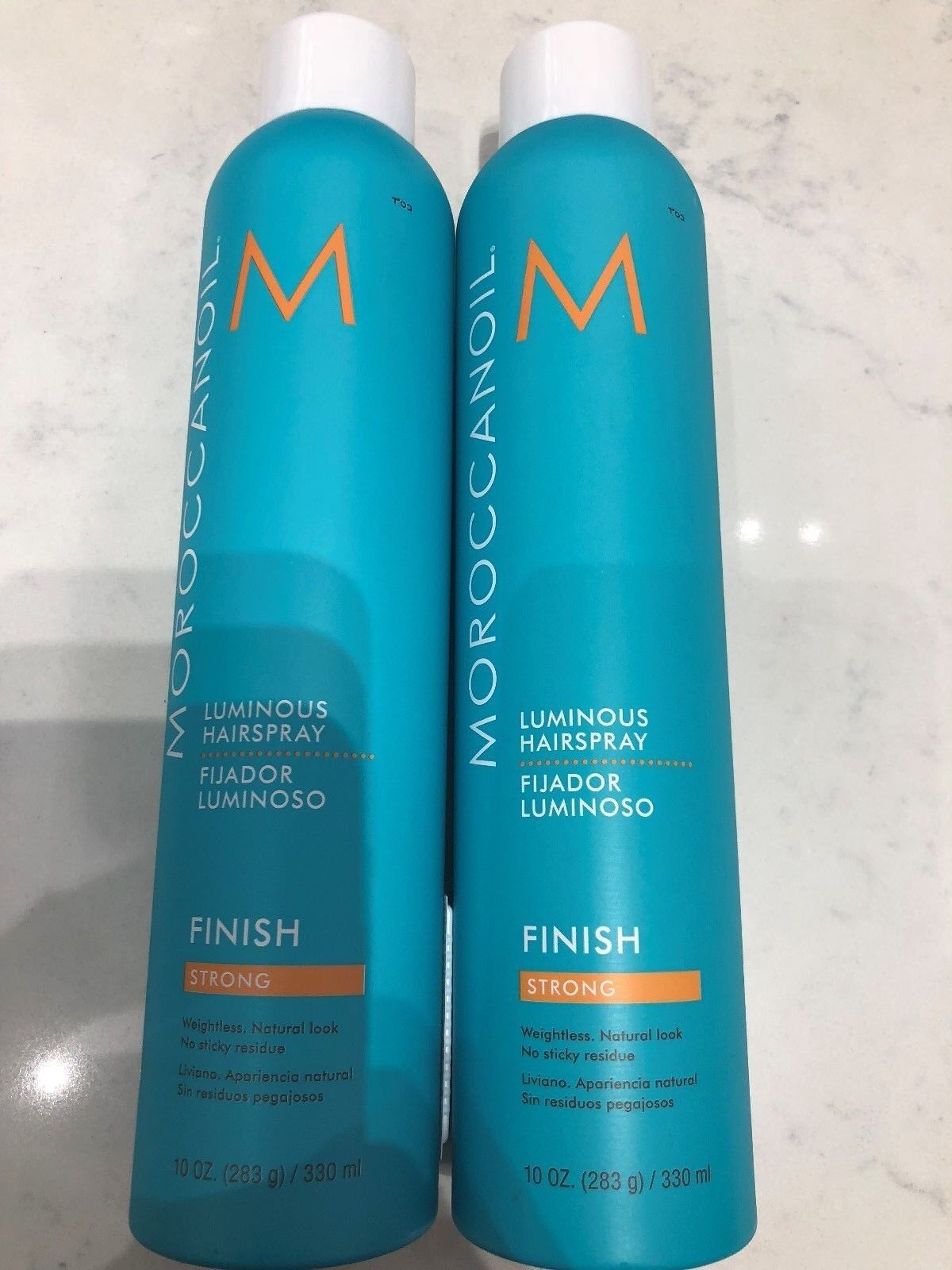 Moroccanoil 'Luminous' Hairspray Strong, Size 10 oz