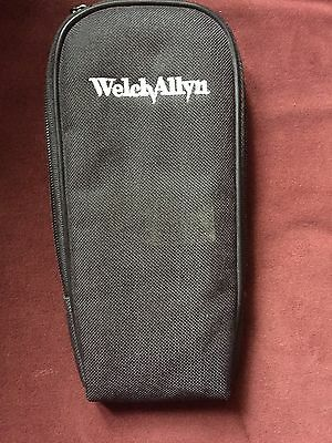Welch Allyn Pocket Junior Otoscopeophthalmoscope Set With Case. Barely Used