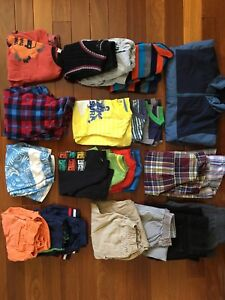 Boys clothes size 4-5 - 23 items for $20