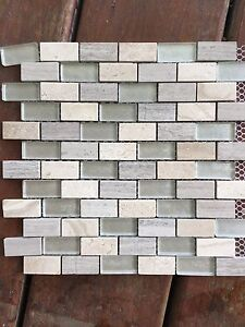 Glass tiles translucent glass feature tiles Cornubia Logan Area Preview