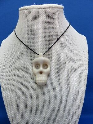 Bone Necklace Halloween (AFRICAN HALLOWEEN