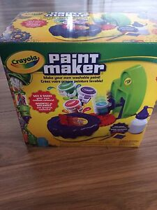 Crayola Paint Maker Toy