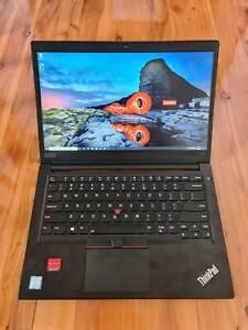 Lenovo ThinkPad E490s i7-8565U 4Core 4.6GHz 16G 256SSD Radeon 540X 2G