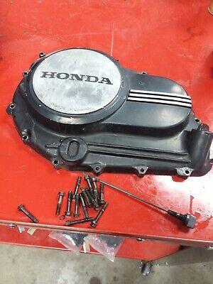 82-84 Honda VF750C MAGNA V45 CLUTCH COVER W/ BOLTS OIL DIP STICK ()