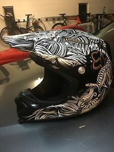 Motor cycle helmet Caravonica Cairns City Preview