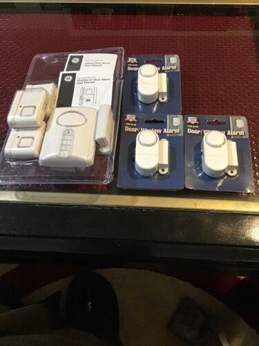 Alarm Kit GE Window Delux Door Personal Security Door/window Alarms - $10.50