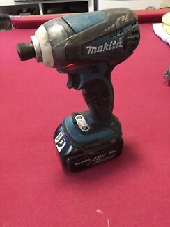18V Makita Brushless Impact Drill