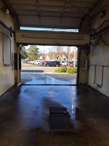 Car wash equipment used PDQ Laser 4000