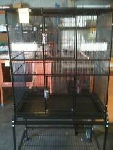 Large Bird/Parrot Cage on Stand. Kilkenny Charles Sturt Area Preview