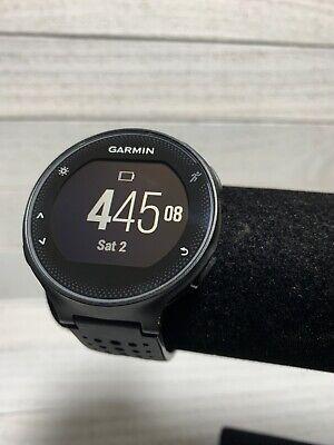 Garmin Forerunner 235 GPS Watch Black (VGC)