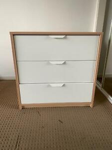 Ikea Chest of drawers (3 drawers)