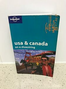 Lonely Planet USA and Canada Randwick Eastern Suburbs Preview