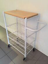 Kitchen Trolley / Cart (Howards Storage World) Woolloomooloo Inner Sydney Preview