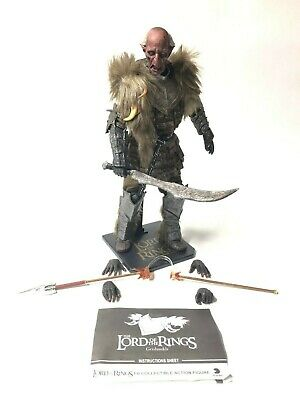 Orc Lord Of The Rings (Grishnakh ORC Asmus Toys Lord of the)