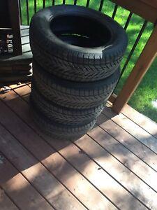195 60/R15 winter tires